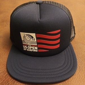 66474178bb2 ... Adjustable Strap Hat  NEW  VANS Meshed Surf Snapback ...